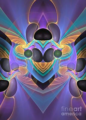 Sign Of The Angel Original by Sipo Liimatainen