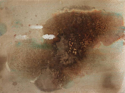 Rice-paper Painting - Signature Of Ink 2 by Ethel Vrana