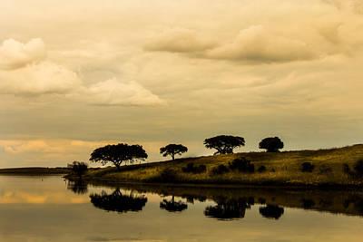 Alqueva Photograph - Silence In Soul by Filomena Francisco
