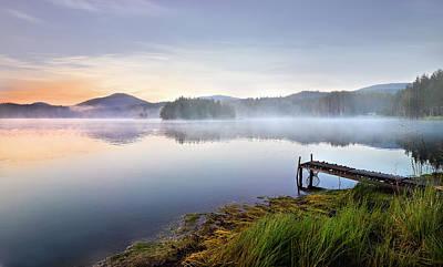 Silence Morning Original by Albena Markova