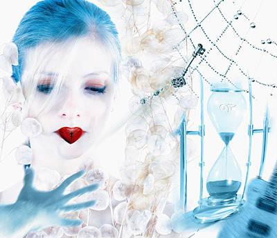 Silent Princess Original by Alessandro Della Pietra