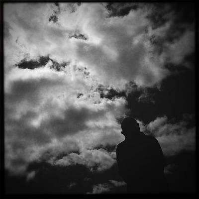 Nosferatu Photograph - Nosferatu's Silhouette by Marco Oliveira