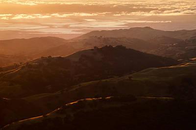 Silicon Photograph - Silicon Valley by Francesco Emanuele Carucci