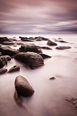 Silk Print by Jorge Maia