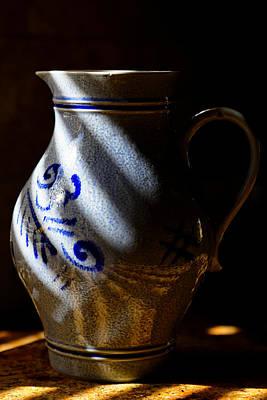 Ceramics Photograph - Simple Pleasures by Lone  Dakota Photography