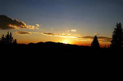 Mt. Massive Photograph - Simple Sunset by Jeremy Rhoades
