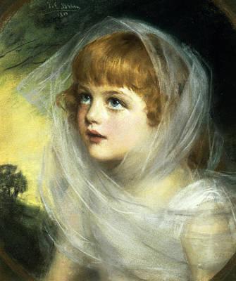 Youthful Pastel - Simplicity And Innocence by John Ernest Breun