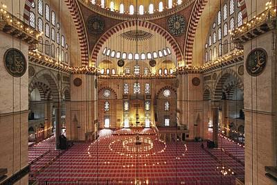 Suleimans Photograph - Sinan, Mimar 1490-1588. Suleiman by Everett