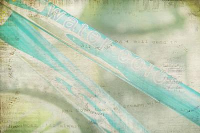 Sing As You Pedal Print by Toni Hopper