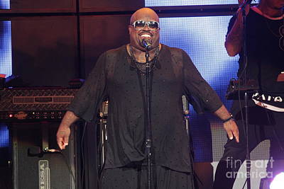 Photograph - Singer Cee Lo Green by Concert Photos