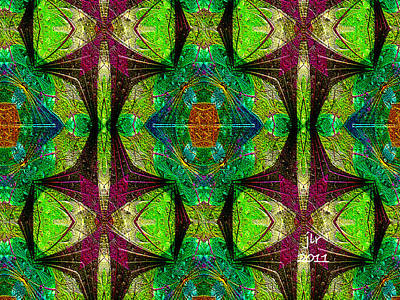 Digital Art - Singularity by Janet Russell