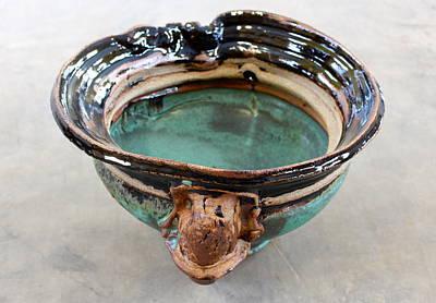 Large Ceramic Sinks Ceramic Art - Sink Series 0026 by Richard Sean Manning