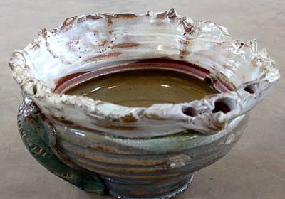 Large Ceramic Sinks Ceramic Art - Sink Series 0028 by Richard Sean Manning