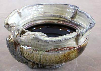 Large Ceramic Sinks Ceramic Art - Sink Series 0030 by Richard Sean Manning