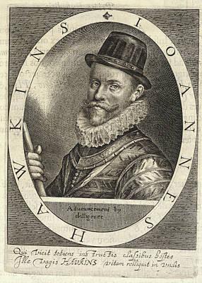 Drake Photograph - Sir John Hawkins by British Library