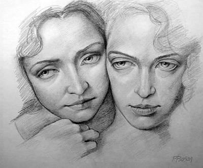 Sisterhood Original by Patrick Anthony Pierson