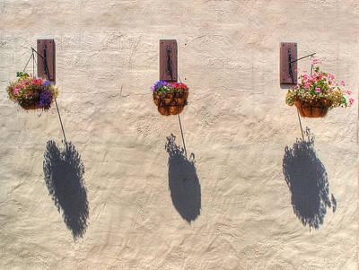 Three Sisters Digital Art - Sisters by Paul Wear