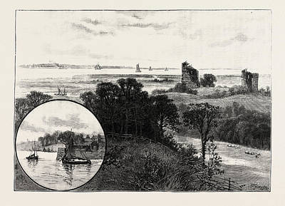 Projects Drawing - Site Of General Booths Projected Home Colony Hadleigh by English School