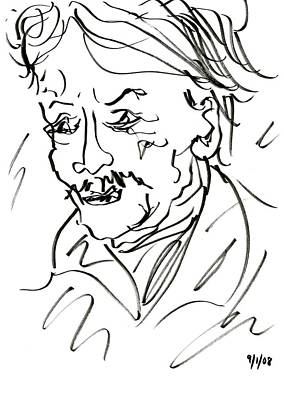 Sketch - Man Original by Rachel Scott