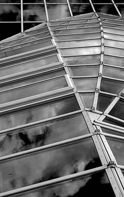Sky Reflected Print by Arkady Kunysz