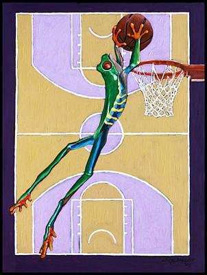 Slam Dunk Original by John Lautermilch