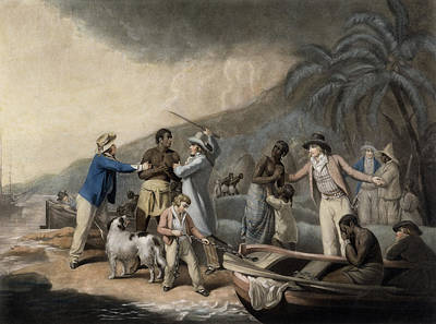 Oppression Photograph - Slave Trade, Engraved By John Raphael Smith, 1791 Mezzotint by George Morland