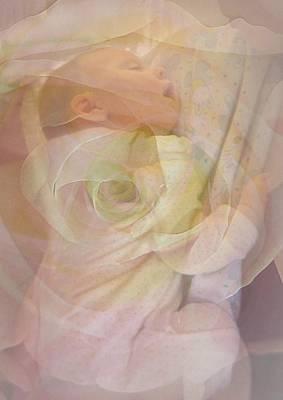 Photograph - Sleep My Baby by Shirley Sirois