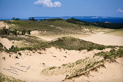Michigan Photograph - Sleeping Bear Dunes by Christina Rollo