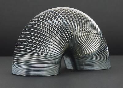 Slinky Spring Print by Dorling Kindersley/uig