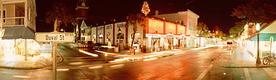 Sloppy Joes Bar, Duval Street, Key Print by Panoramic Images