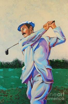 Swing Painting - Smash by Michael Hagel