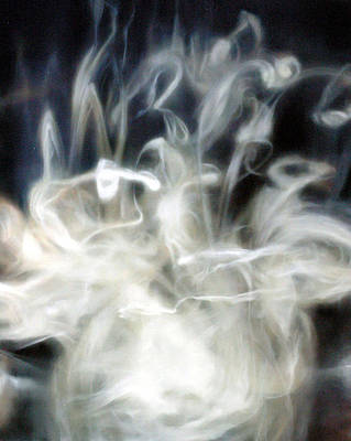 Painting - Smoke Bouquet by Thomas Darnell