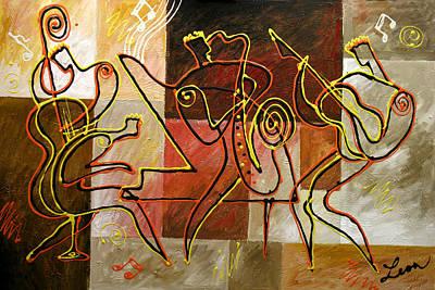 Smooth Jazz Original by Leon Zernitsky