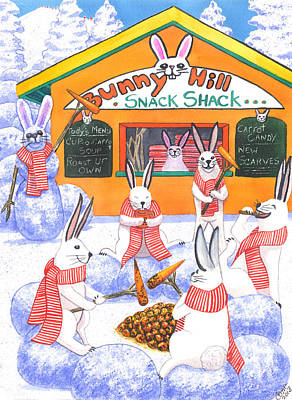 Snack Shack Original by Catherine G McElroy
