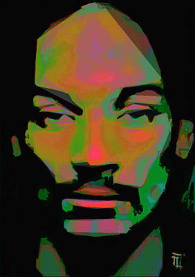 Snoop Lion Original by  Fli Art