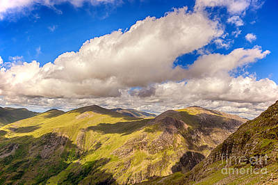Snowdonia Photograph - Snowdonia by Jane Rix