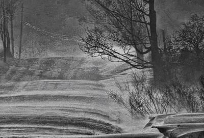 Snowstorm 2 Print by Joe Bledsoe