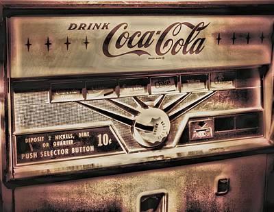 Juke Box Photograph - Soda by Dan Sproul