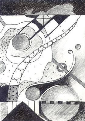 Soft Landings 1 Original by Helena Tiainen