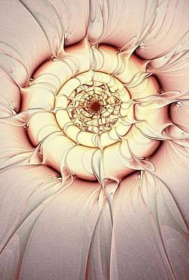 Soft Spot Print by Anastasiya Malakhova