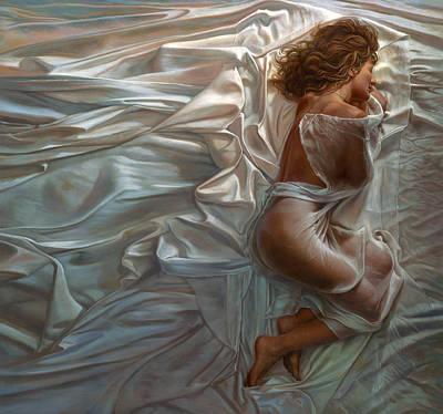 Sogni Dolci Print by Mia Tavonatti