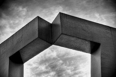Sky Photograph - Solid by Ivan Slosar