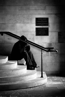 Photograph - Solitude by Allan Millora