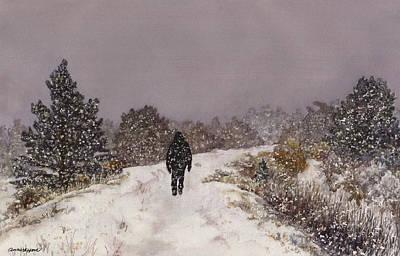 Solitude Original by Anne Gifford