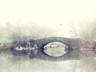 Solitude Of Winter Print by Jessica Jenney
