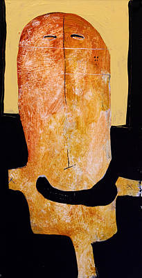 Board Mixed Media - Sollemne No. 4 by Mark M  Mellon