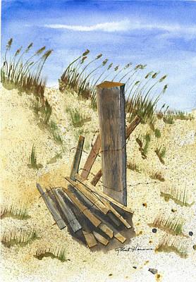 Some Beach Original by Robert  ARTSYBOB Havens