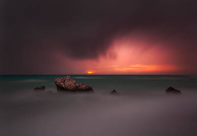 D700 Photograph - Something Is Coming by Tomasz Huczek