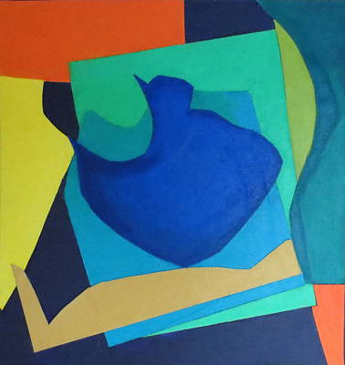 Mixed Media - Sonata by Diane Fine
