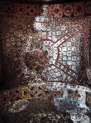 Sophia Ceiling Mural Print by John Rizzuto